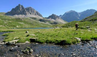 Randonnée entre les massifs des Écrins et du Thabor