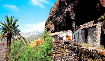 Randonnée sur la Gomera
