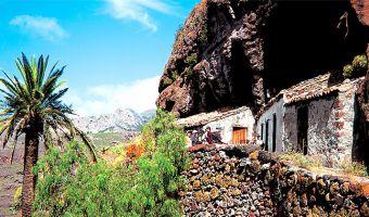 Voyage à pied : Espagne : Îles Canaries : La Gomera