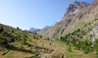 Voyage à pied : La Haute Ubaye