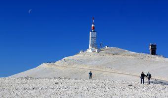 Randonnée sur le Mont-Ventoux