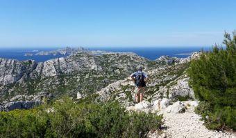 Les Calanques, de Marseille à Cassis