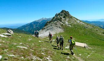 Randonnée dans les Pyrénées
