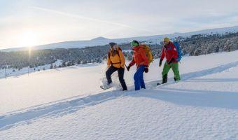 Voyage à la neige : Norvège : Séjour multiactivité au Jotunheimen
