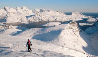 Image Laponie suédoise : la voie Royale en raquettes