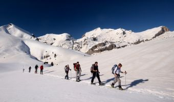 Voyage à pied : Mont Perdu et Canyons d\'Ordesa