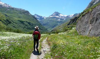 Randonnée en Vanoise