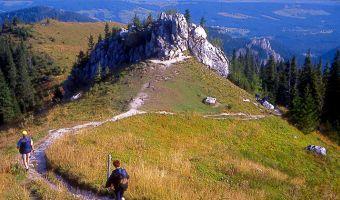 Randonnée dans les Carpates