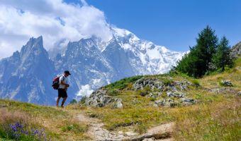 Voyage à pied : Alpes du Nord : Tour du massif du Mont-Blanc