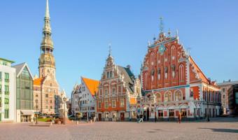 Riga, la capitale de la Lettonie