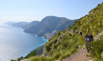 Le sentier des dieux sur la côte amalfitaine