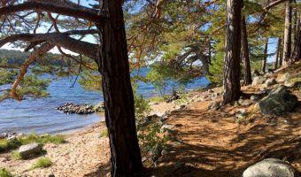 Sentier de randonnée sur la péninsule de Gålö