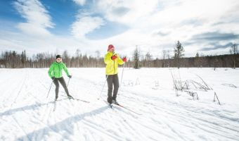 Voyage à la neige : Laponie finlandaise : Levi