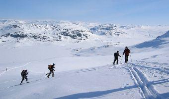 Ski nordique en Norvège