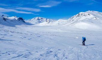 Tour du Jotunheimen à ski nordique