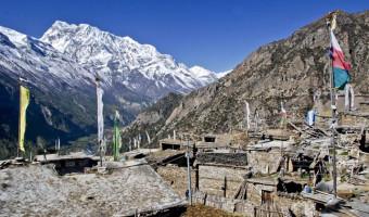 Voyage à pied : Nepal : Grand tour des Annapurnas
