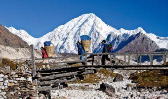 Voyage à pied : Nepal : Tour du Manaslu