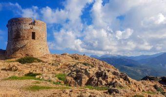 Tour de Turghiu, Corse