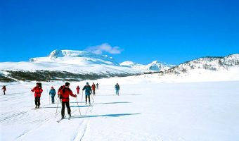 La Troll Loypa à ski