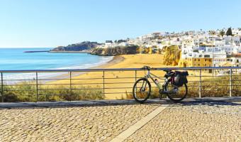 Vélo à Albufeira en Algarve