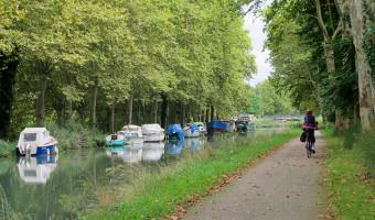 Le Canal de la Garonne de Bordeaux à Toulouse