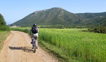 Vélo sur l'île de Chypre
