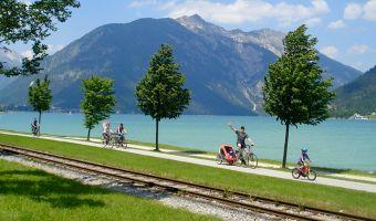 Les lacs du Salzkammergut à vélo