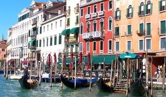 Les canaux à Venise