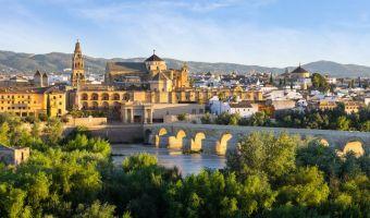 Ville de Cordoue en Andalousie