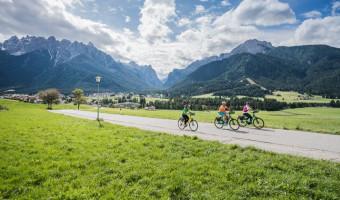 Voyage à vélo de Munich à Venise