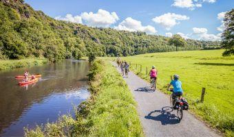 Voyage à vélo en Normandie