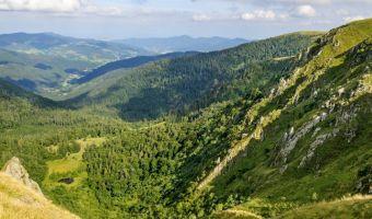Voyage à pied : Traversée des Hautes-Vosges
