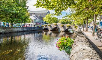 Ville de Westport dans le Comté de Mayo