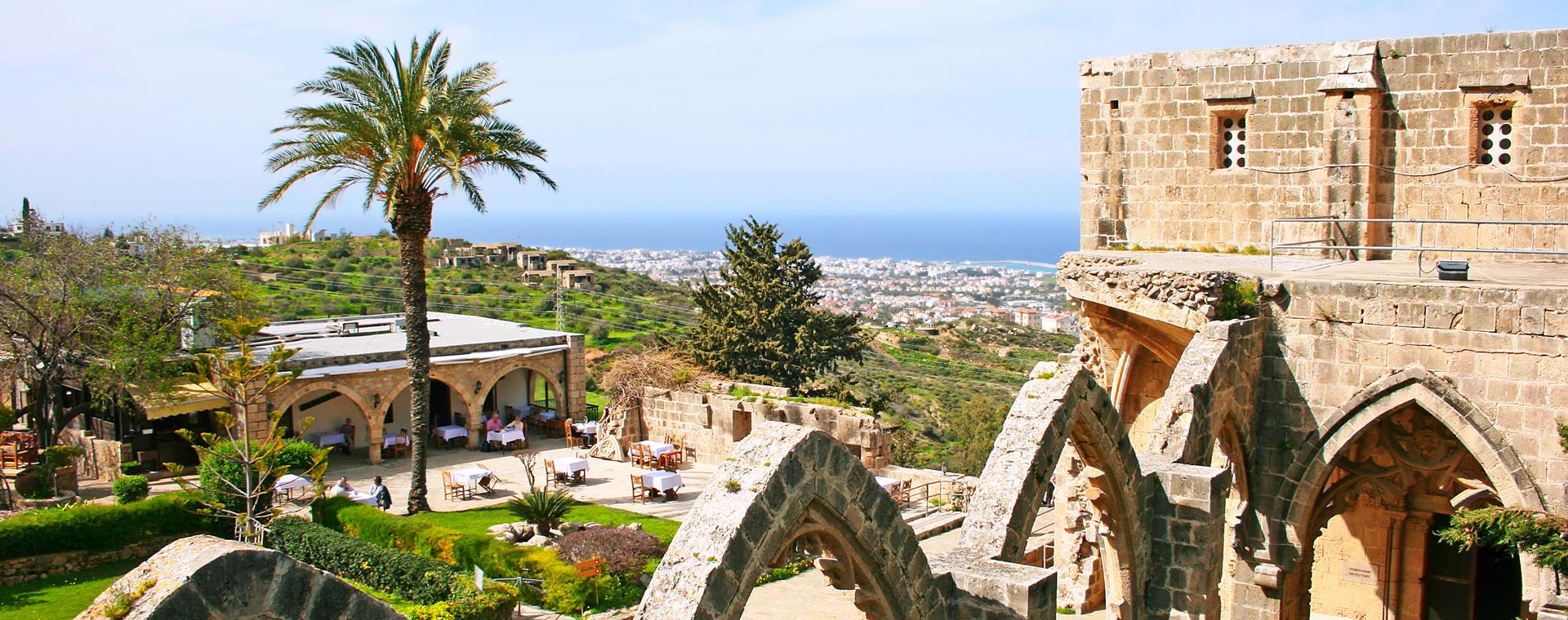 Voyage à pied : Chypre, beauté du Nord