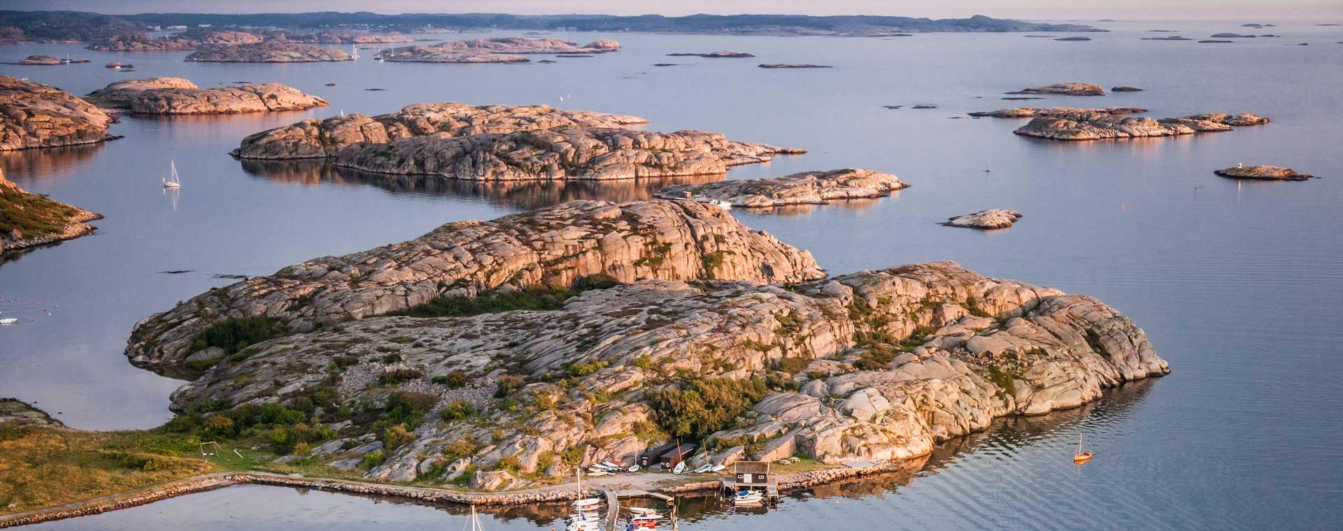 Image Kattegattleden, la côte ouest de la Suède à vélo