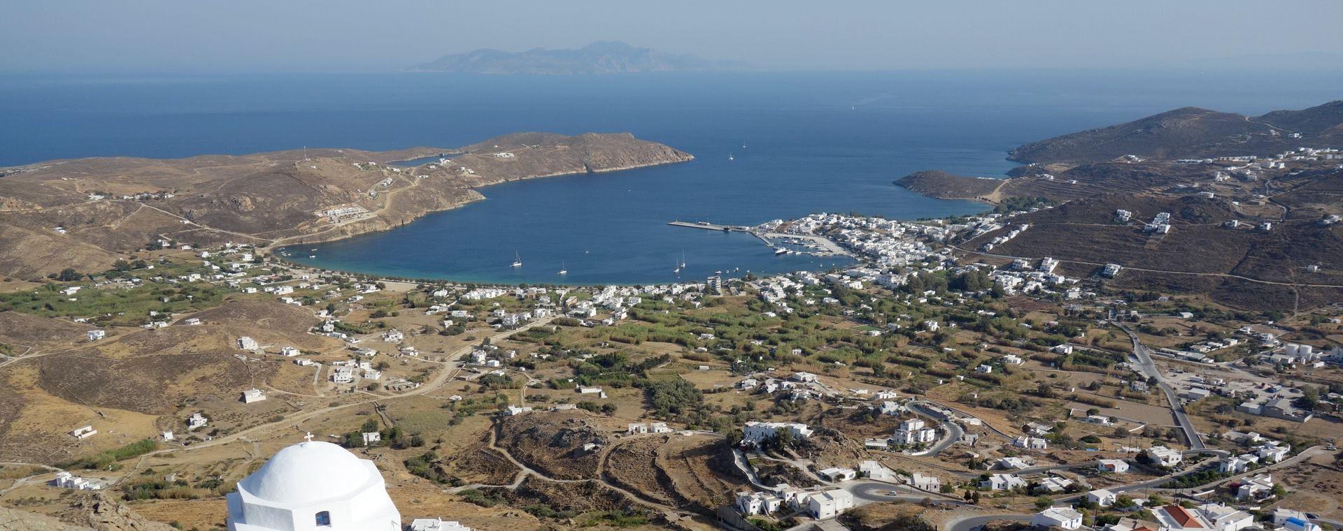 Image Les Cyclades : Sérifos, Sifnos et Milos