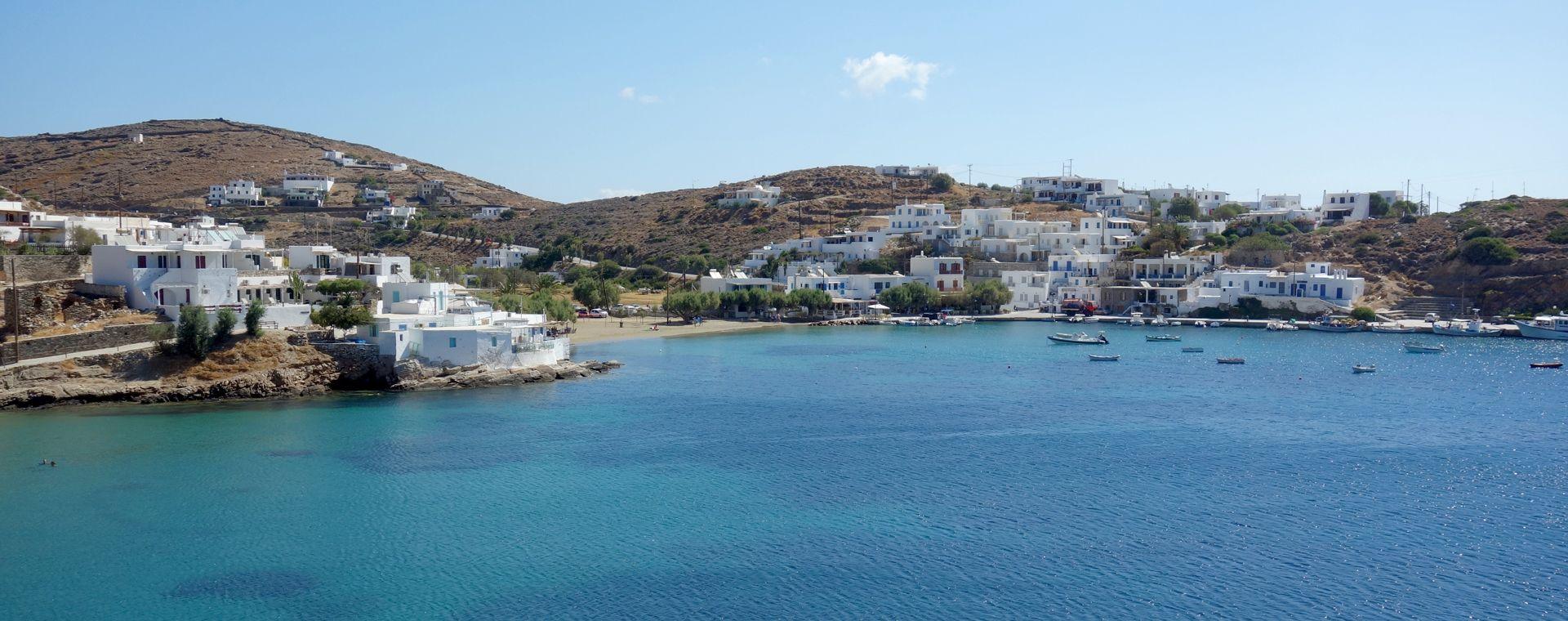 Image Les Cyclades : Sifnos et Folégandros