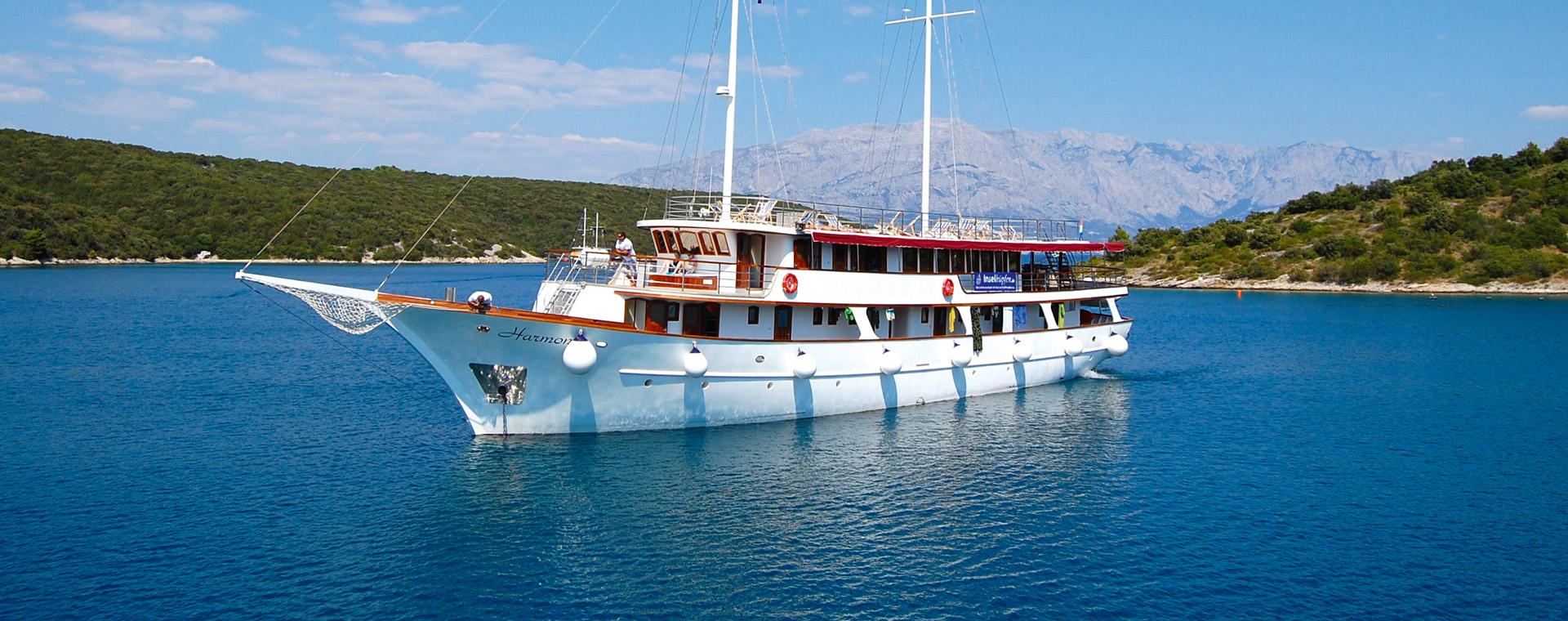 Image Dalmatie : les plus belles îles et cités
