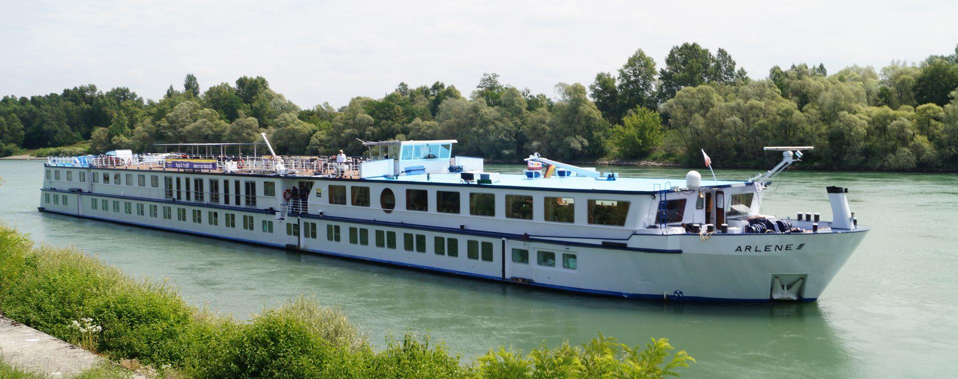 Voyage à thème : Festival de la Loreley « Rhein in Flammen » à bord du MS Arlene II