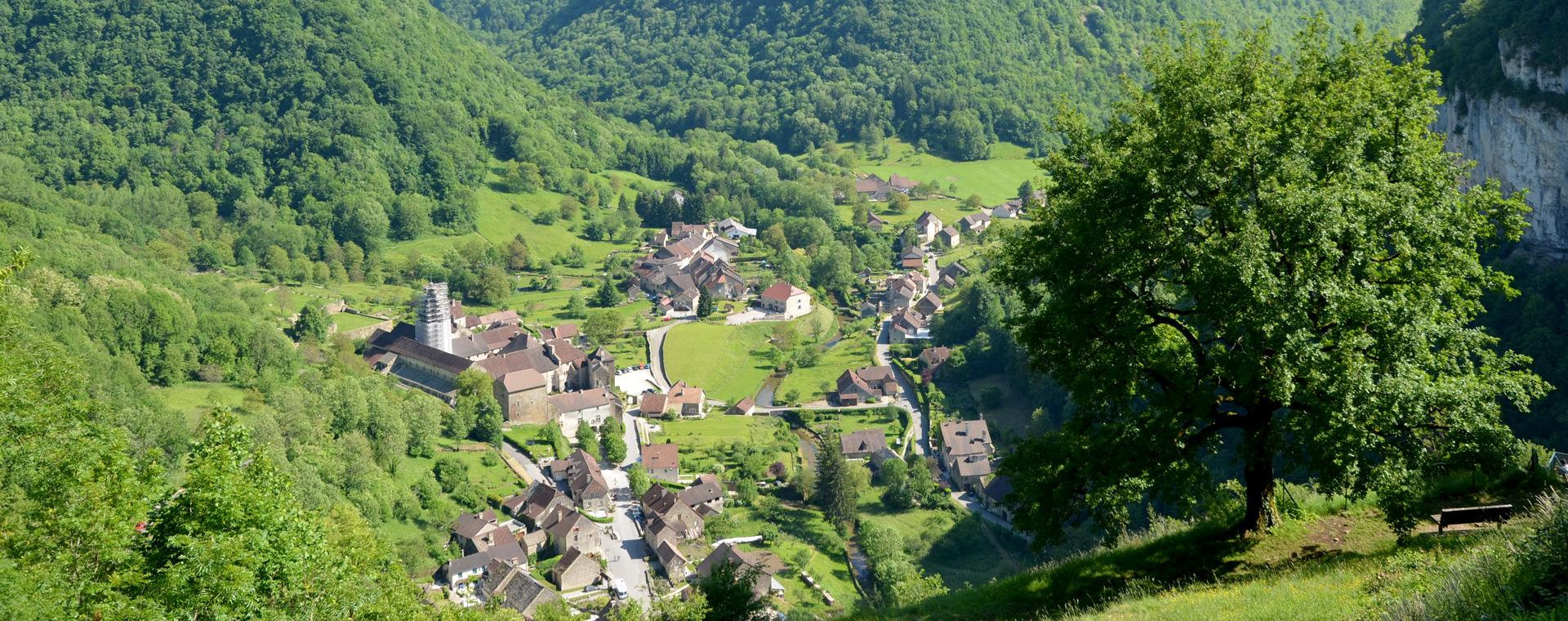 Image L'Échappée Jurassienne Nord