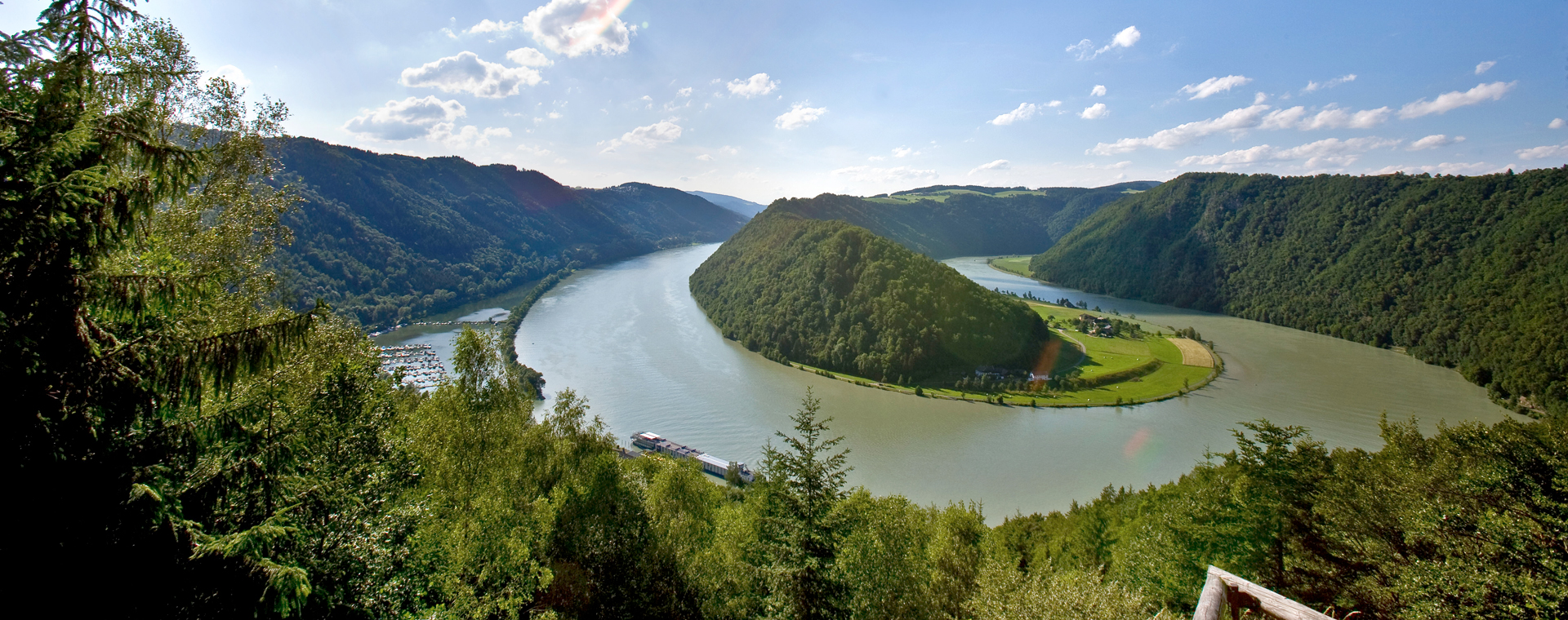 Image Le Danube de Passau à Vienne, en hôtels
