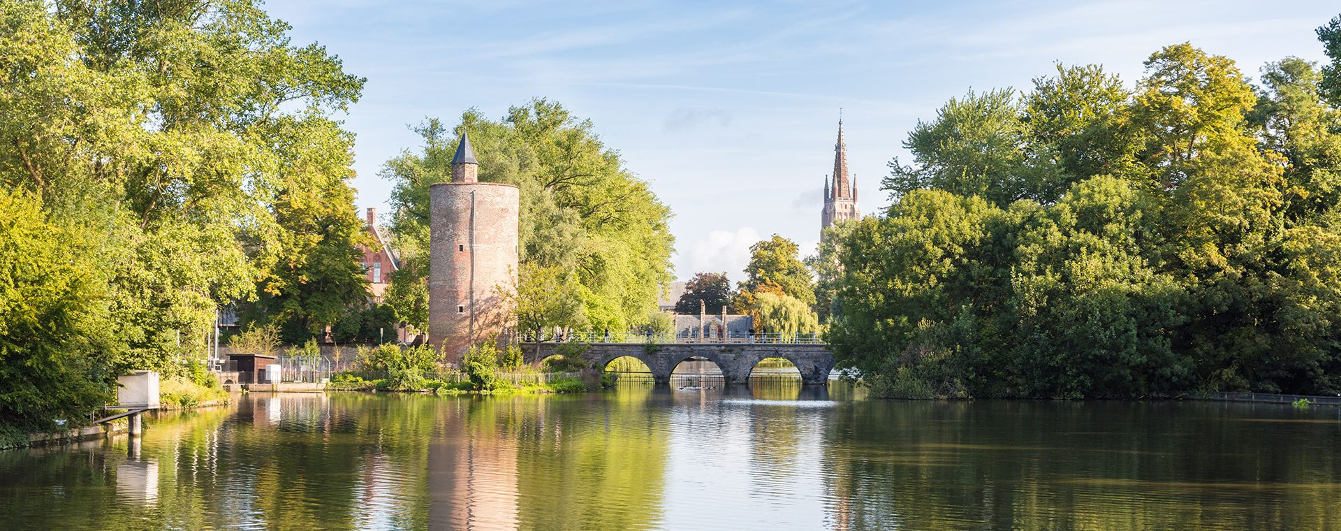 Image Bruges, la ville romantique