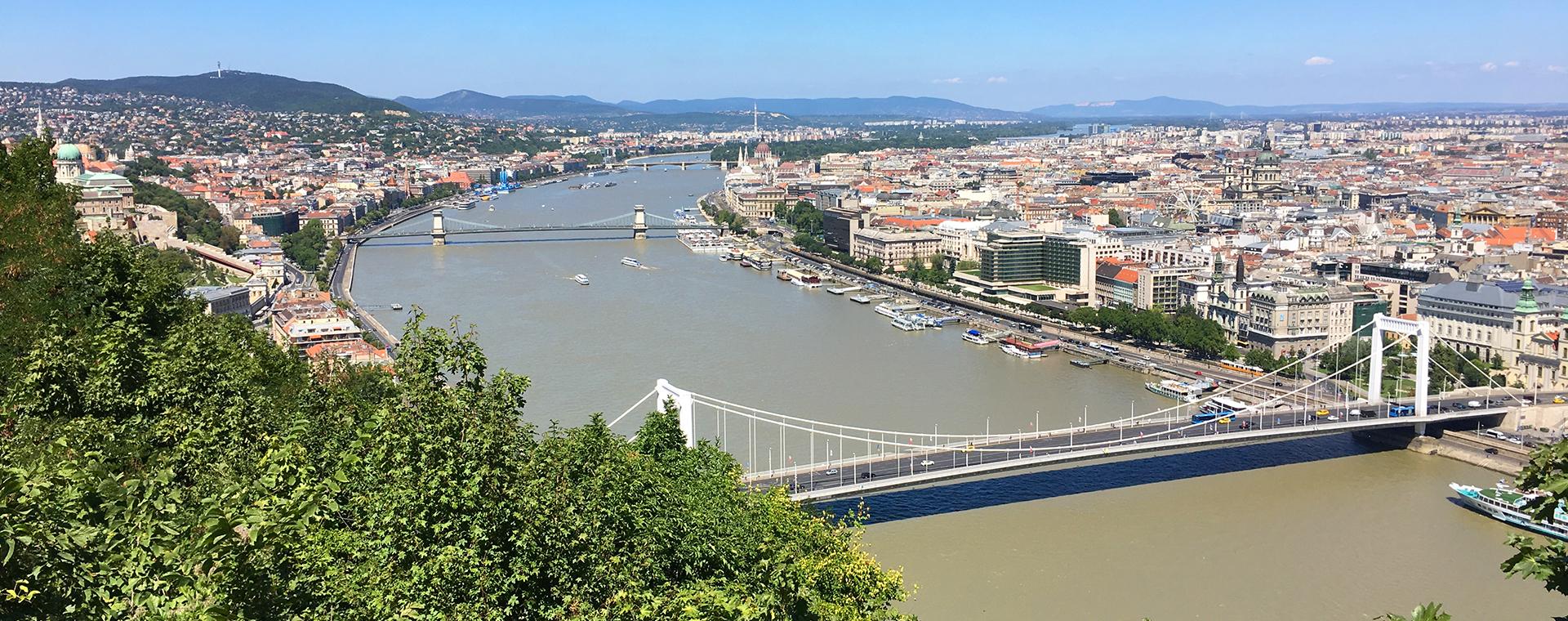 Image Le Danube de Vienne à Budapest