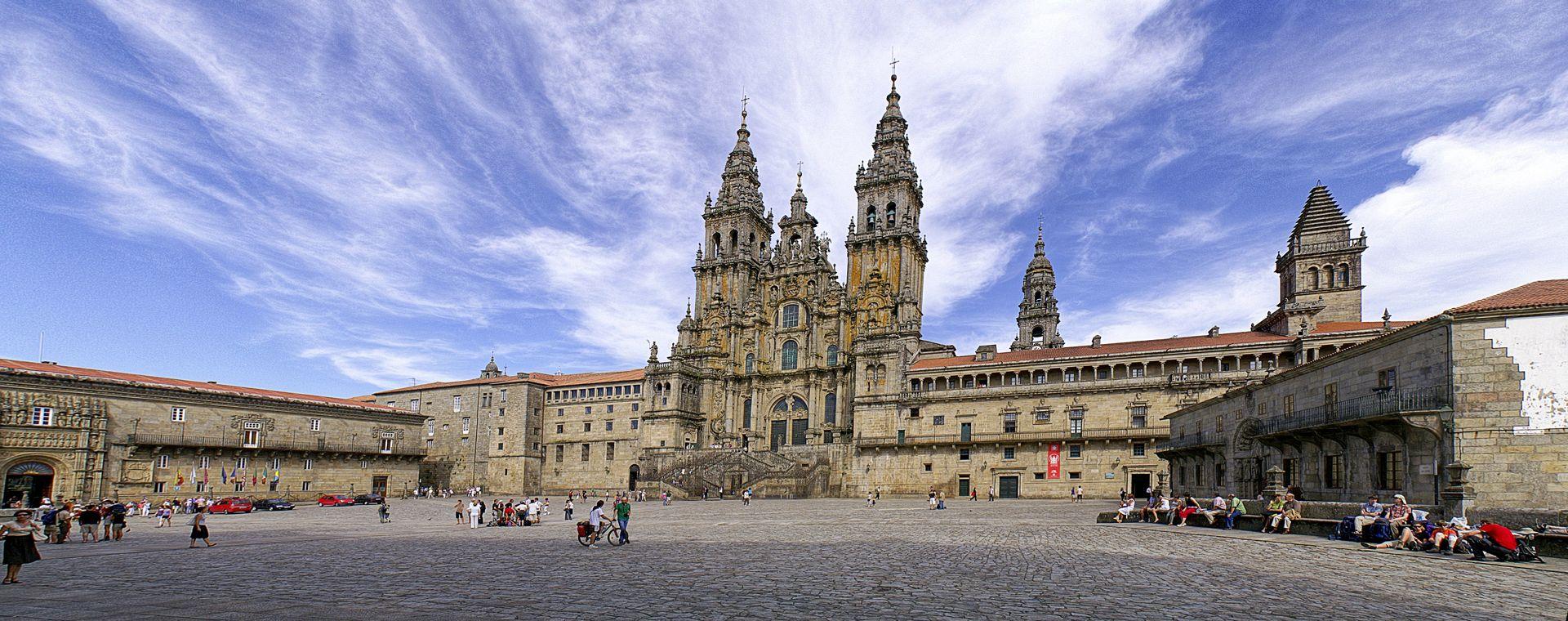 Image De Porto à Saint-Jacques-de-Compostelle
