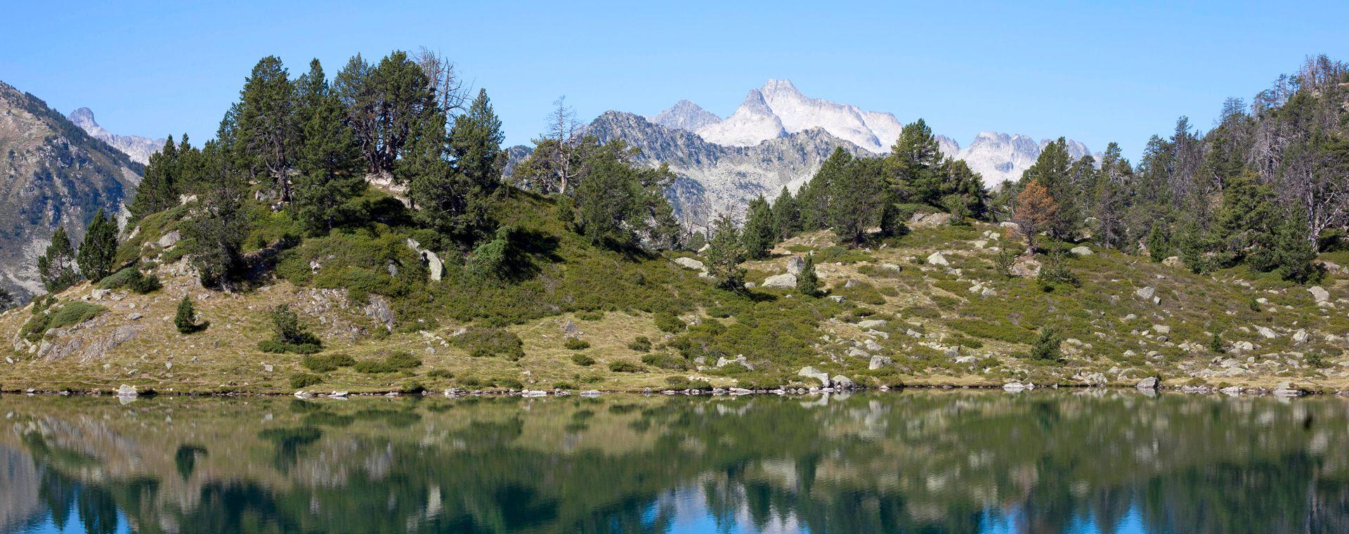 Image Randonnée et Balnéo : Cauterets et Gavarnie