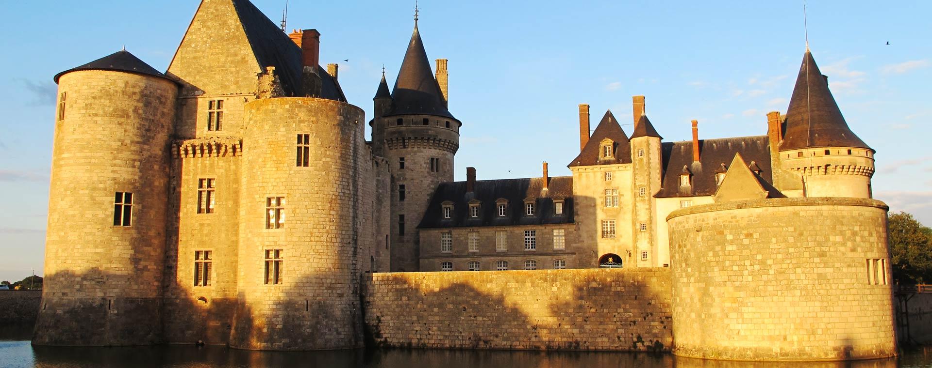 Image La Loire à Vélo, de Nevers à Blois