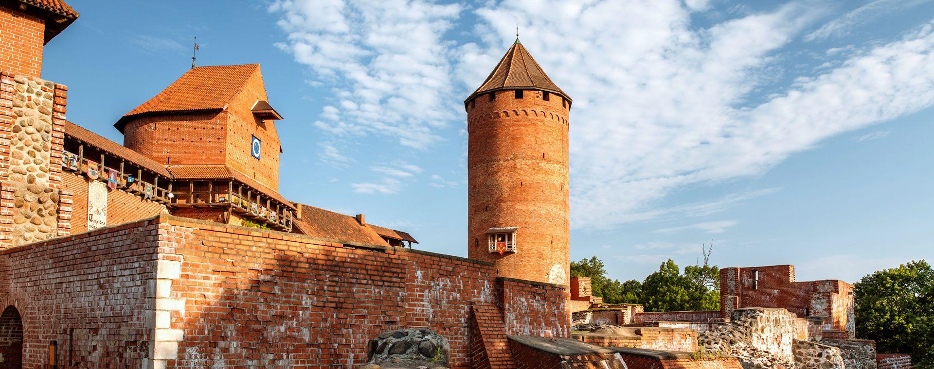 Image Les Pays baltes de Tallinn à Vilnius