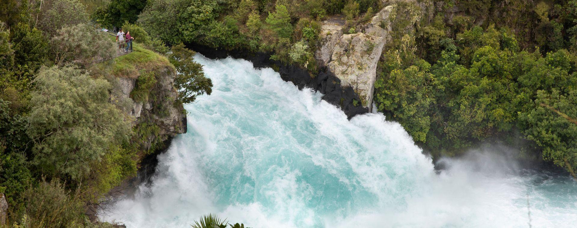 Image Îles du Nord et du Sud de la Nouvelle-Zélande