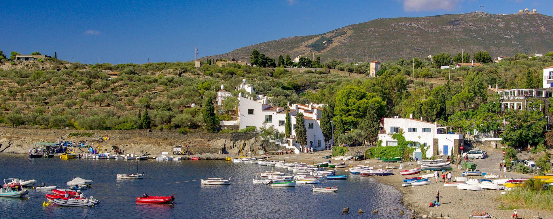 Image De Collioure à Cadaqués, entre mer et montagne