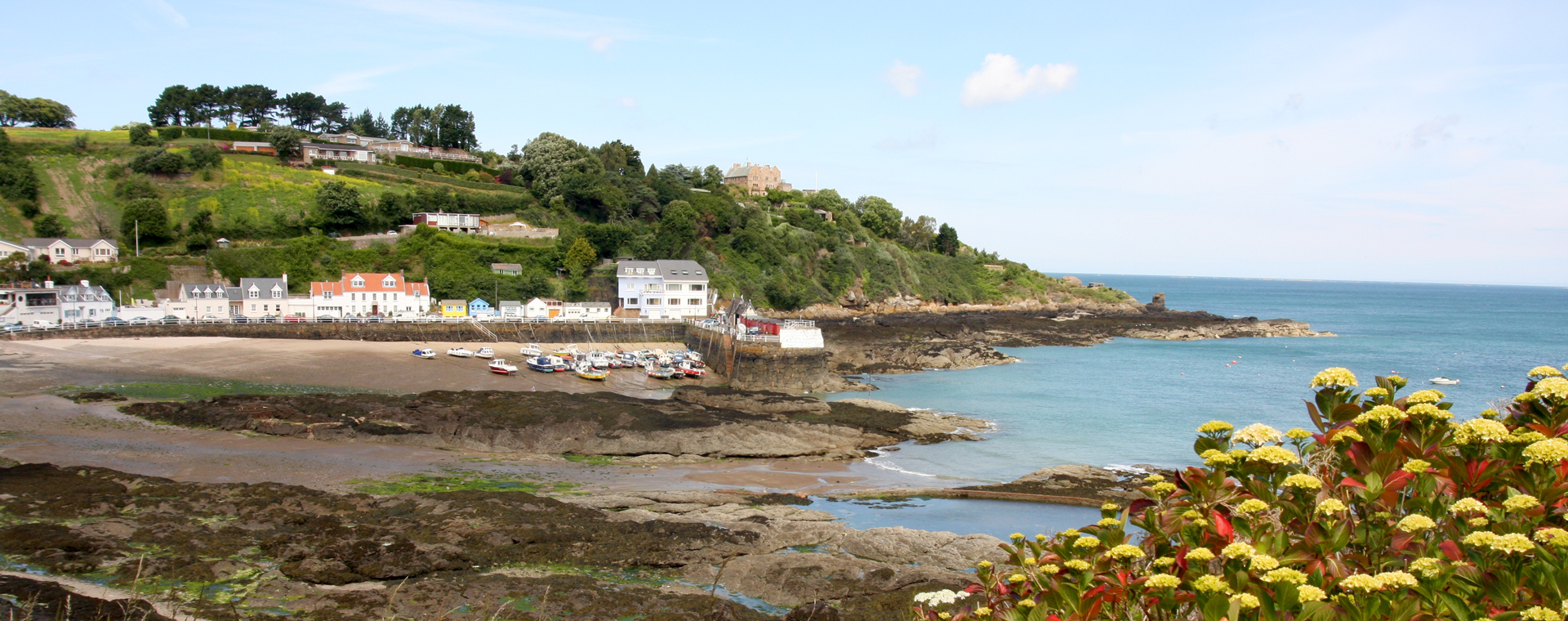 Image Îles Anglo-Normandes : Jersey, Guernesey, Sark et Herm